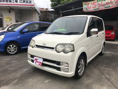 沖縄の中古車 ダイハツ ムーヴ 車両価格 19万円 リ済別 平成15年 15.6万K パール
