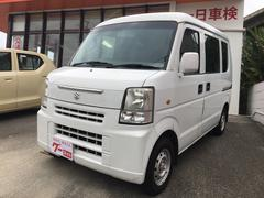 沖縄の中古車 スズキ エブリイ 車両価格 25万円 リ済別 平成16年 17.7万K ホワイト