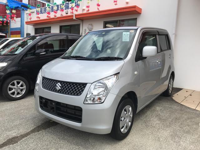 沖縄県の中古車ならワゴンR FX