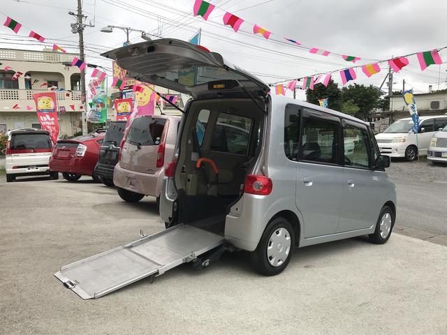 沖縄の中古車 ダイハツ タント 車両価格 29万円 リ済込 2007(平成19)年 7.6万km シルバー