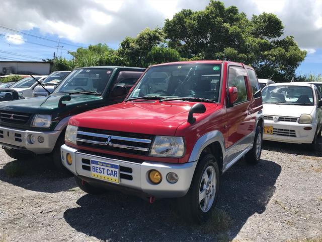 沖縄県うるま市の中古車ならパジェロミニ XR