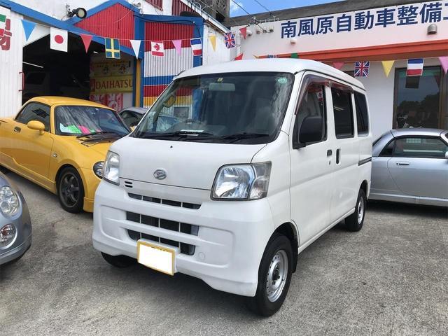 沖縄県うるま市の中古車ならハイゼットカーゴ DX