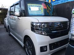 N BOX+カスタムG 福祉車両 スロープ式