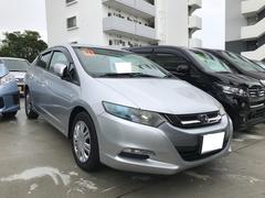 沖縄の中古車 ホンダ インサイト 車両価格 45万円 リ済込 平成21年 4.8万K アラバスターシルバーメタリック
