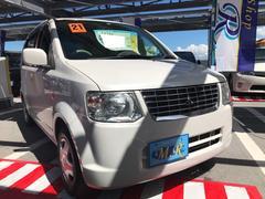 eKワゴン軽自動車 インパネAT 保証付 エアコン 4名乗り CD