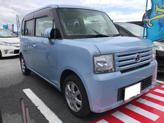 ダイハツ X +S AW スマートキー オーディオ付 CVT