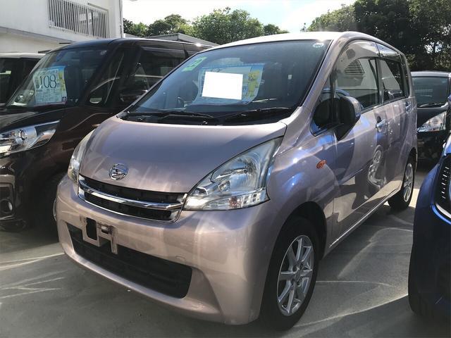 沖縄県の中古車ならムーヴ X 軽自動車 アイドリングストップ
