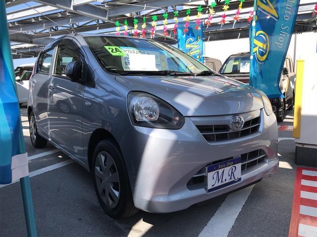 沖縄県の中古車ならピクシスエポック L ナビ 軽自動車 ETC ブライトシルバーメタリック