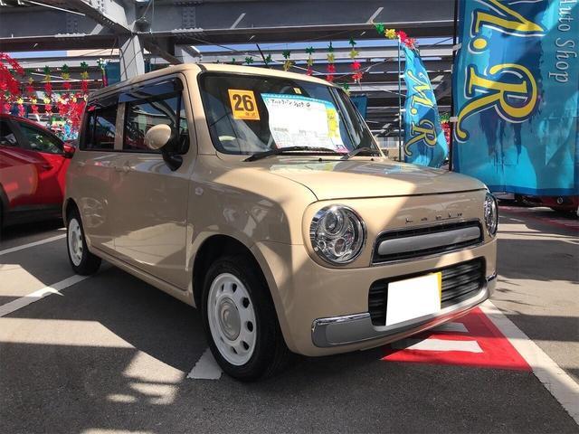 沖縄県の中古車ならアルトラパンショコラ G オートライト アイドリングS キーフリー ベンチシート