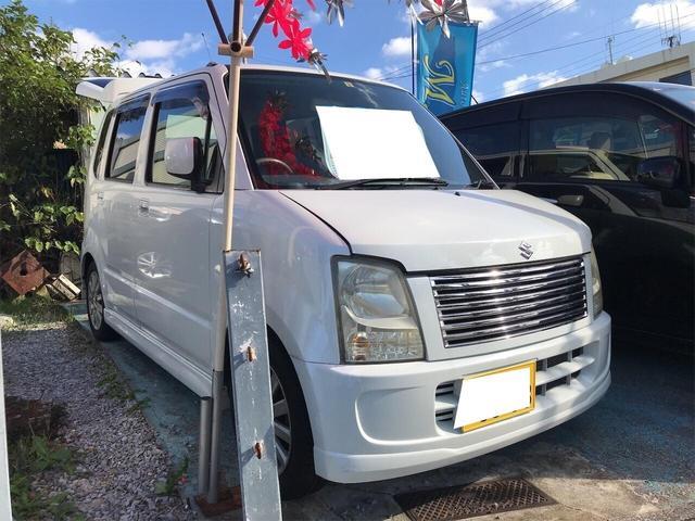 沖縄県の中古車ならワゴンR FX 電動格納ミラー Wエアバッグ キーレス ベンチS