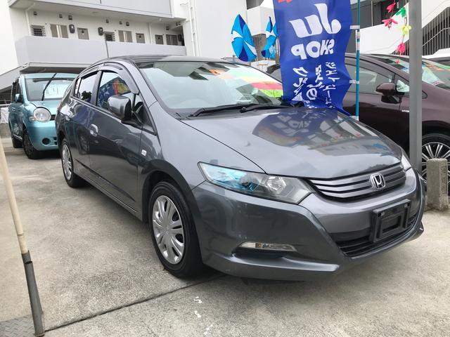 沖縄県の中古車ならインサイト G キーレス アイドリングストップ