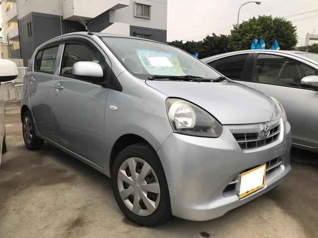沖縄県の中古車ならピクシスエポック L アイドリングストップ ナビ CD MD