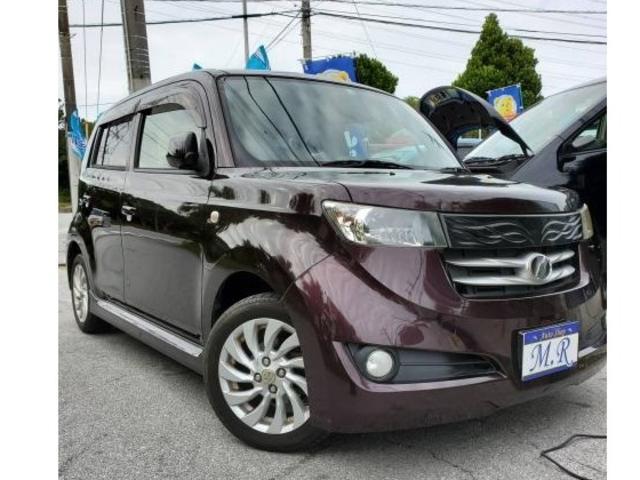 沖縄県の中古車ならbB Z Qバージョン スマートキー キーフリースタート 純正オーディオ ベンチシート 純正アルミ