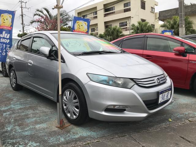 沖縄県の中古車ならインサイト G キーレス アイドリングストップ ナビ ワンセグTV