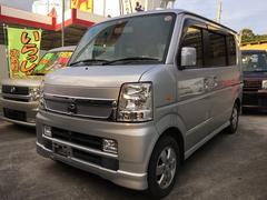 沖縄の中古車 マツダ スクラムワゴン 車両価格 47万円 リ済込 平成19年 8.9万K シルキーシルバーメタリック