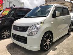 沖縄の中古車 スズキ ワゴンR 車両価格 34万円 リ済込 平成21年 12.0万K パールホワイト