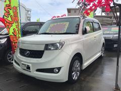 沖縄の中古車 トヨタ bB 車両価格 39万円 リ済込 平成21年 9.2万K パールホワイト