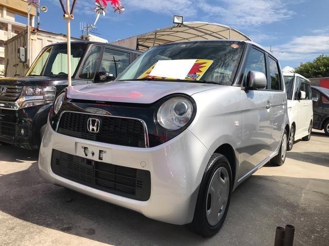 沖縄県の中古車ならN-ONE 軽自動車 ETC インパネCVT 保証付 エアコン 4人乗り
