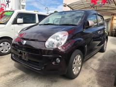 沖縄の中古車 トヨタ パッソ 車両価格 49万円 リ済込 平成22年 7.5万K アズキマイカ