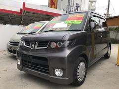 沖縄の中古車 ホンダ ゼストスパーク 車両価格 39万円 リ済込 平成21年 10.1万K アドミラルグレーメタリック