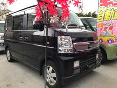 沖縄の中古車 マツダ スクラムワゴン 車両価格 55万円 リ済込 平成21年 10.6万K ミステリアスバイオレットパール