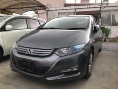 沖縄の中古車 ホンダ インサイト 車両価格 52万円 リ済込 平成21年 9.1万K ポリッシュドメタルメタリック
