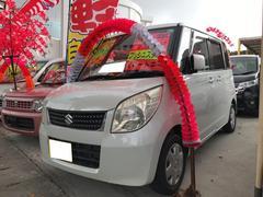 沖縄の中古車 スズキ パレット 車両価格 46万円 リ済込 平成21年 9.4万K パールホワイト