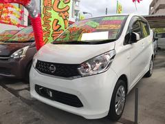 デイズJ 軽自動車 ホワイト 車検整備付 CVT 保証付
