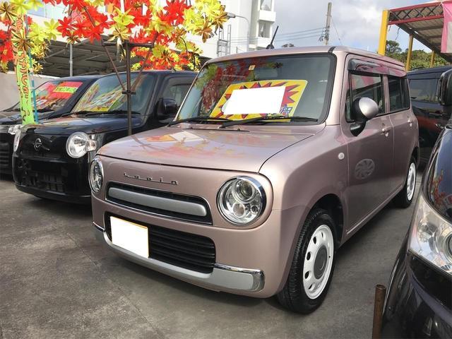 沖縄県沖縄市の中古車ならアルトラパンショコラ G