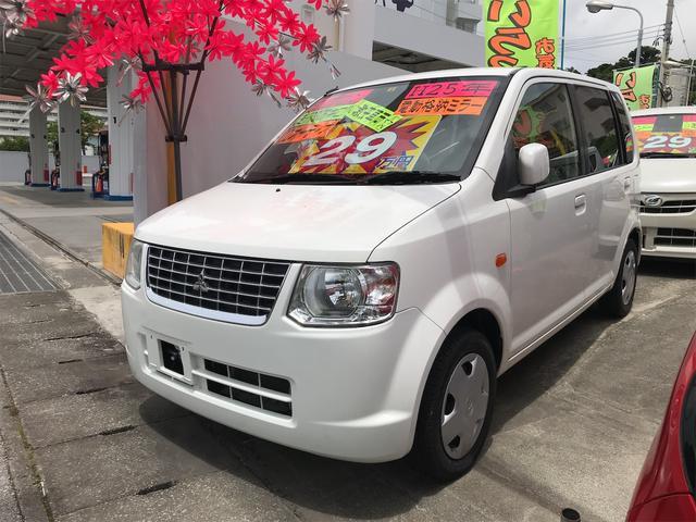 沖縄県沖縄市の中古車ならeKワゴン M キーレス