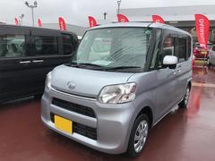 沖縄の中古車 ダイハツ タント 車両価格 115万円 リ済別 平成28年 0.4万K シルバー