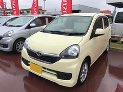 沖縄の中古車 ダイハツ ミライース 車両価格 103.4万円 リ済別 平成28年 0.3万K ライトイエロー