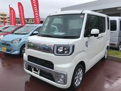 沖縄の中古車 ダイハツ ウェイク 車両価格 158万円 リ済別 平成28年 0.6万K パールホワイト3