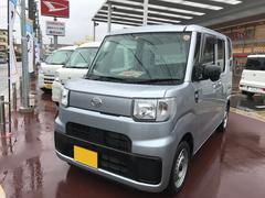 沖縄の中古車 ダイハツ ハイゼットキャディー 車両価格 119万円 リ済別 平成29年 595K シルバー