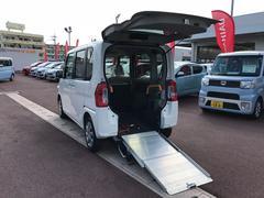 沖縄の中古車 ダイハツ タント 車両価格 126万円 リ済別 平成27年 1.0万K ホワイト
