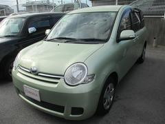 沖縄の中古車 トヨタ シエンタ 車両価格 124万円 リ済別 平成24年 1.7万K グリーン