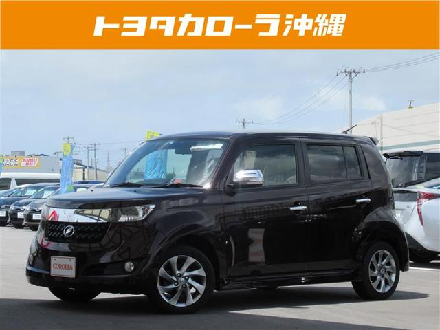 沖縄の中古車 トヨタ bB 車両価格 116万円 リ済別 平成26年 4.2万km パープル