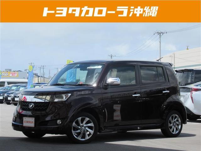 沖縄の中古車 トヨタ bB 車両価格 116万円 リ済別 2014(平成26)年 4.2万km パープル