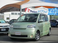 沖縄の中古車 トヨタ ポルテ 車両価格 62万円 リ済別 平成21年 2.9万K ライトグリーンメタリック