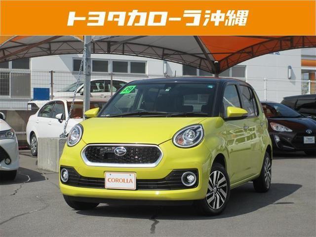 沖縄県の中古車ならブーン シルク Gパッケージ SAII