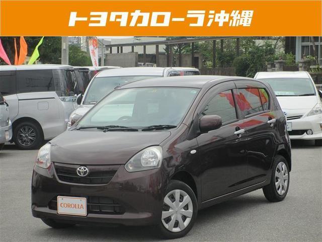 沖縄の中古車 トヨタ ピクシスエポック 車両価格 62万円 リ済別 平成25年 5.4万km ブラウン