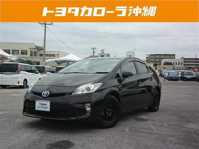 沖縄の中古車 トヨタ プリウス 車両価格 129万円 リ済別 2013(平成25)年 4.0万km パープル