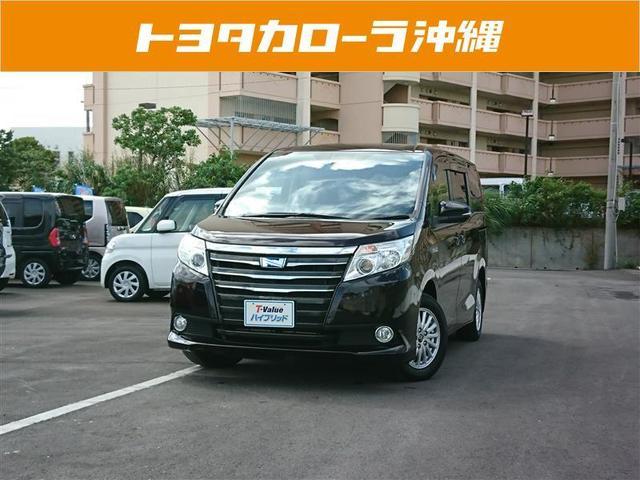 沖縄県の中古車ならノア X ディライトプラス