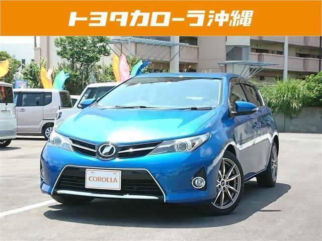 沖縄県の中古車ならオーリス 180G Sパッケージ