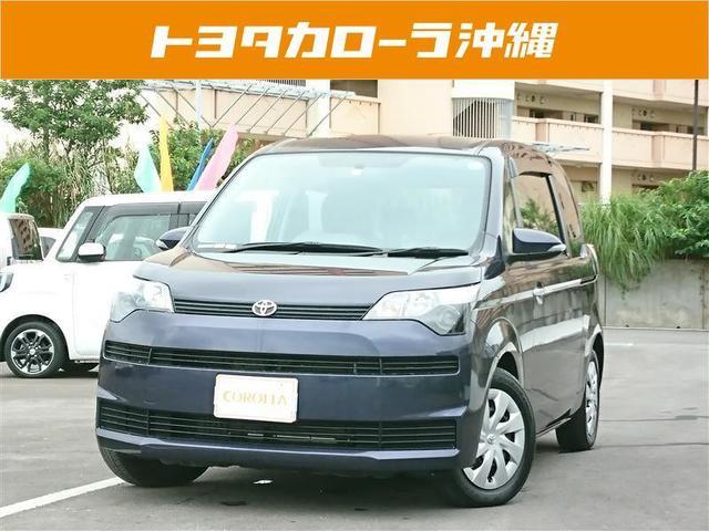沖縄の中古車 トヨタ スペイド 車両価格 113万円 リ済別 2015(平成27)年 1.7万km パープル