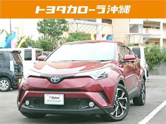 沖縄県の中古車ならC-HR G HV