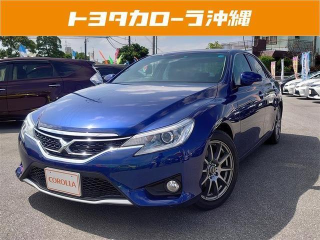 沖縄県の中古車ならマークX 250G