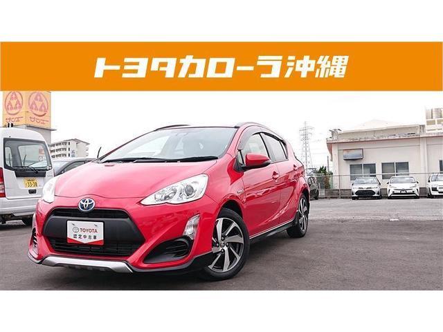 沖縄県うるま市の中古車ならアクア X-アーバン