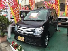 沖縄の中古車 スズキ ワゴンR 車両価格 89万円 リ済込 平成26年 5.7万K パープル