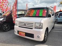 沖縄の中古車 ダイハツ ムーヴコンテ 車両価格 53万円 リ済込 平成23年 9.3万K パールホワイトIII
